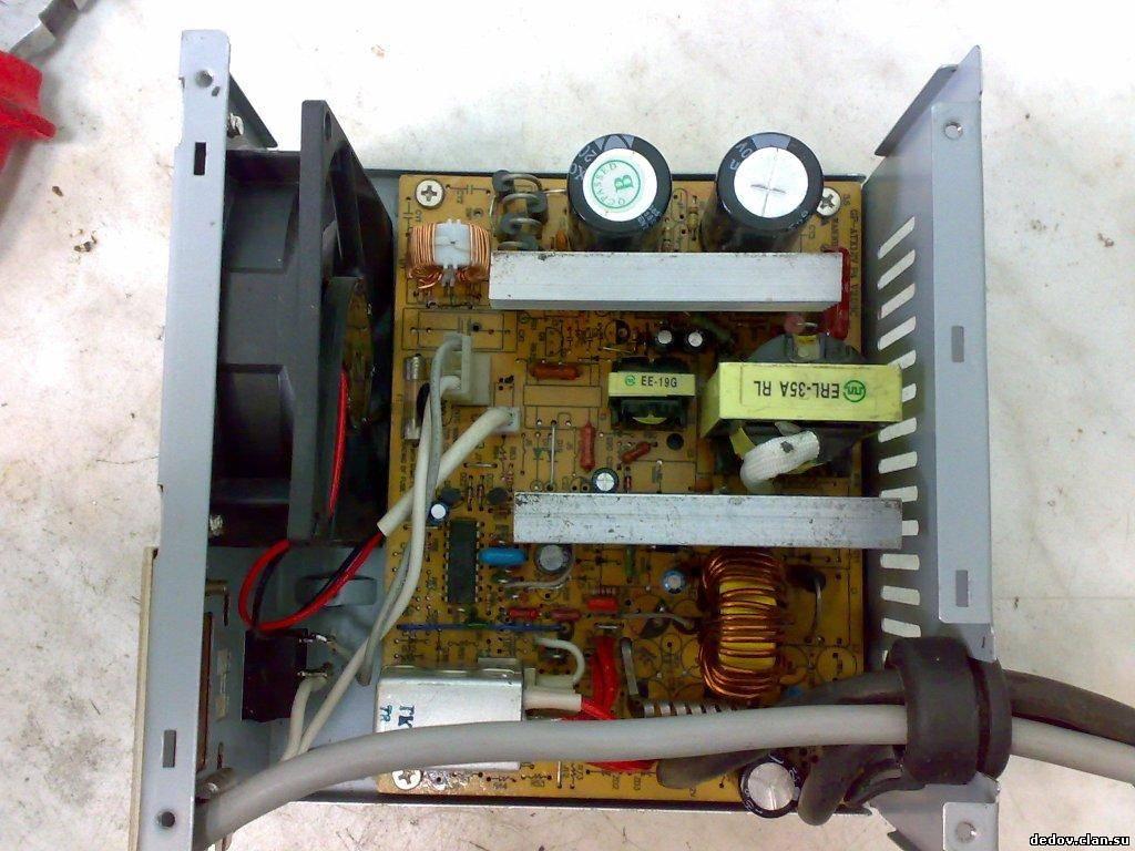 Как сделать блок питания из зарядного устройства ноутбука 938